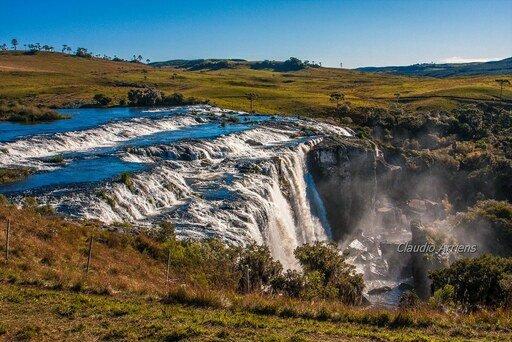 Cachoeira e, Cambará do Sul, Rio Grande do Sul