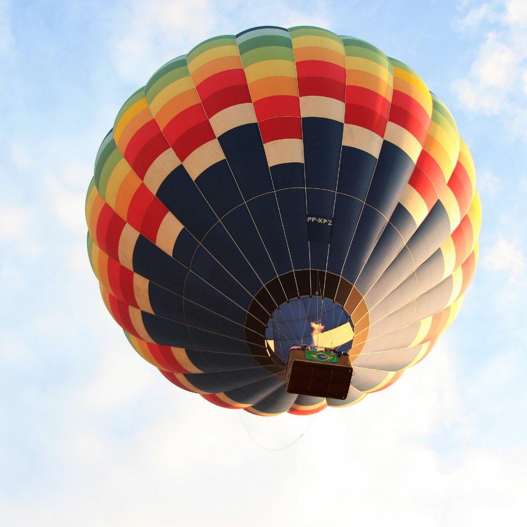 Foto de passeio de balão em Boituva