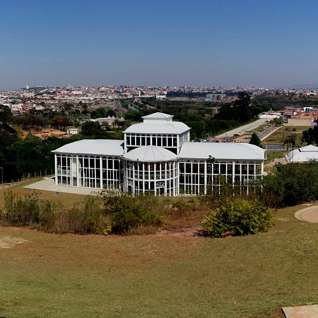 Foto do Jardim Botânico Irmãos Villas Boas em Sorocaba
