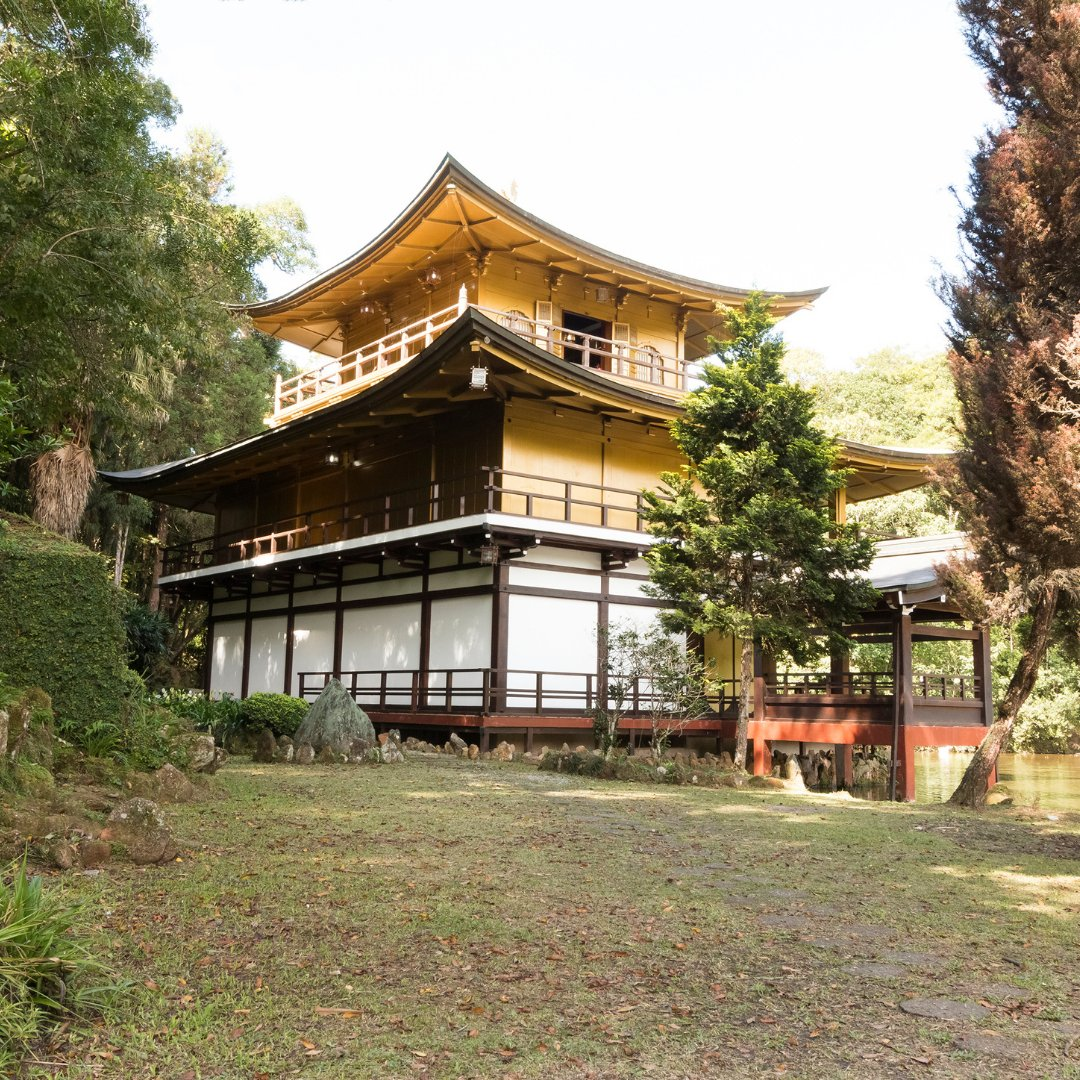 Templo budista em Itapecerica da Serra