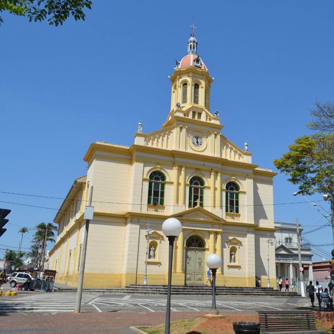 Foto da Igreja Matriz Nossa Senhora da Candelária em Itu