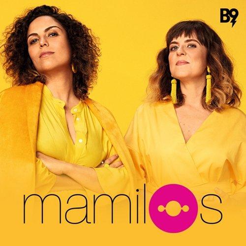 Apresentadoras do podcast Mamilos