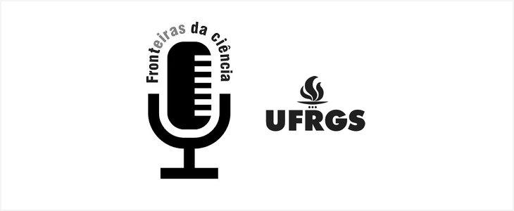 Logotipo do podcast Fronteiras da Ciência
