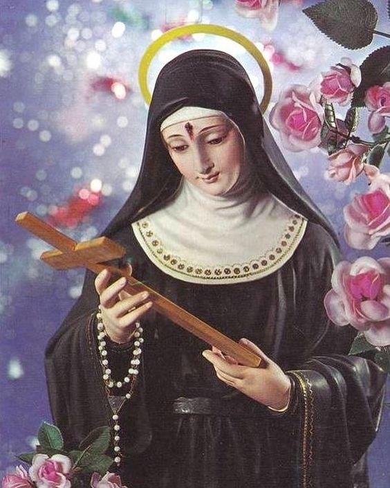 Conheça A História E Representações De Santa Rita