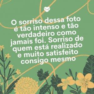 Frases Para Foto Sozinha Sorriso