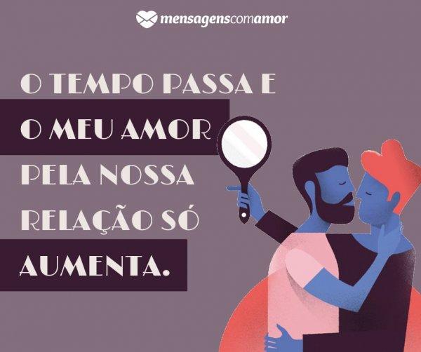 O Tempo Passa Frases De Amor Tumblr Para Namorado Namorado