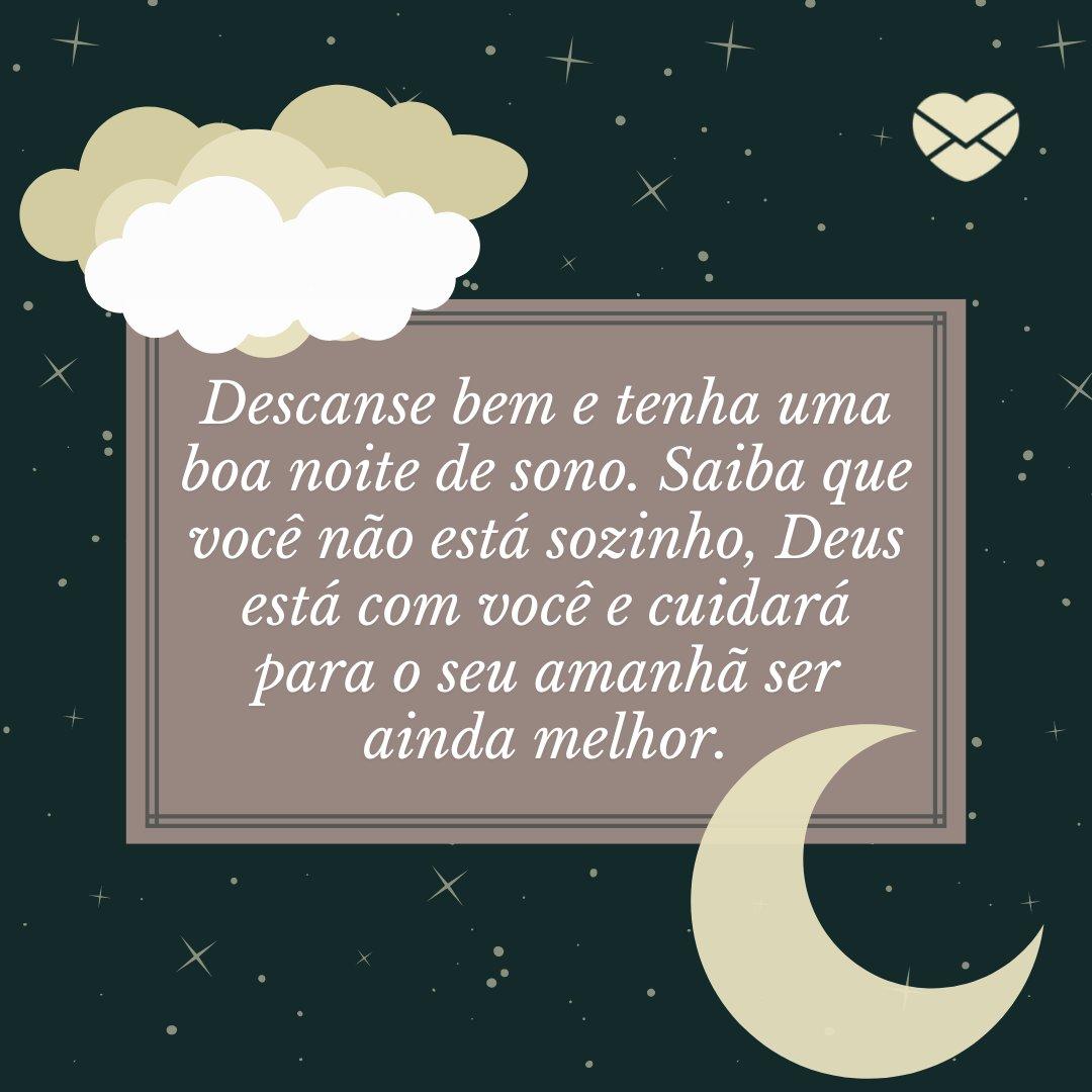 Descanse Frases Bonitas De Boa Noite Boa Noite