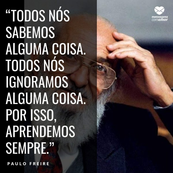 Sempre Aprendemos Paulo Freire Escritores Nacionais