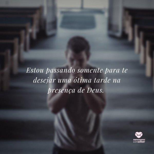 Irmãos Em Cristo Mensagem De Boa Tarde Evangélica Boa Tarde