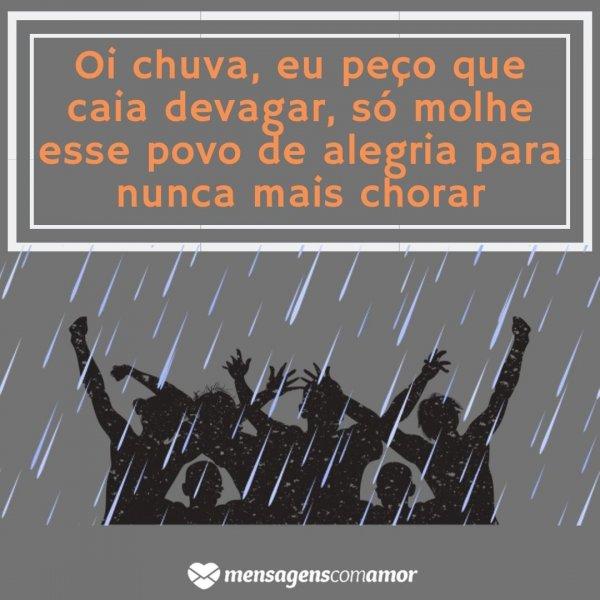 Chuva De Boas Energias Frases De Letras De Músicas Para
