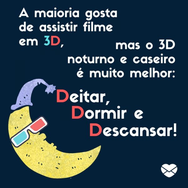 Boa Noite Em 3d Frases De Boa Noite Para Facebook Boa Noite
