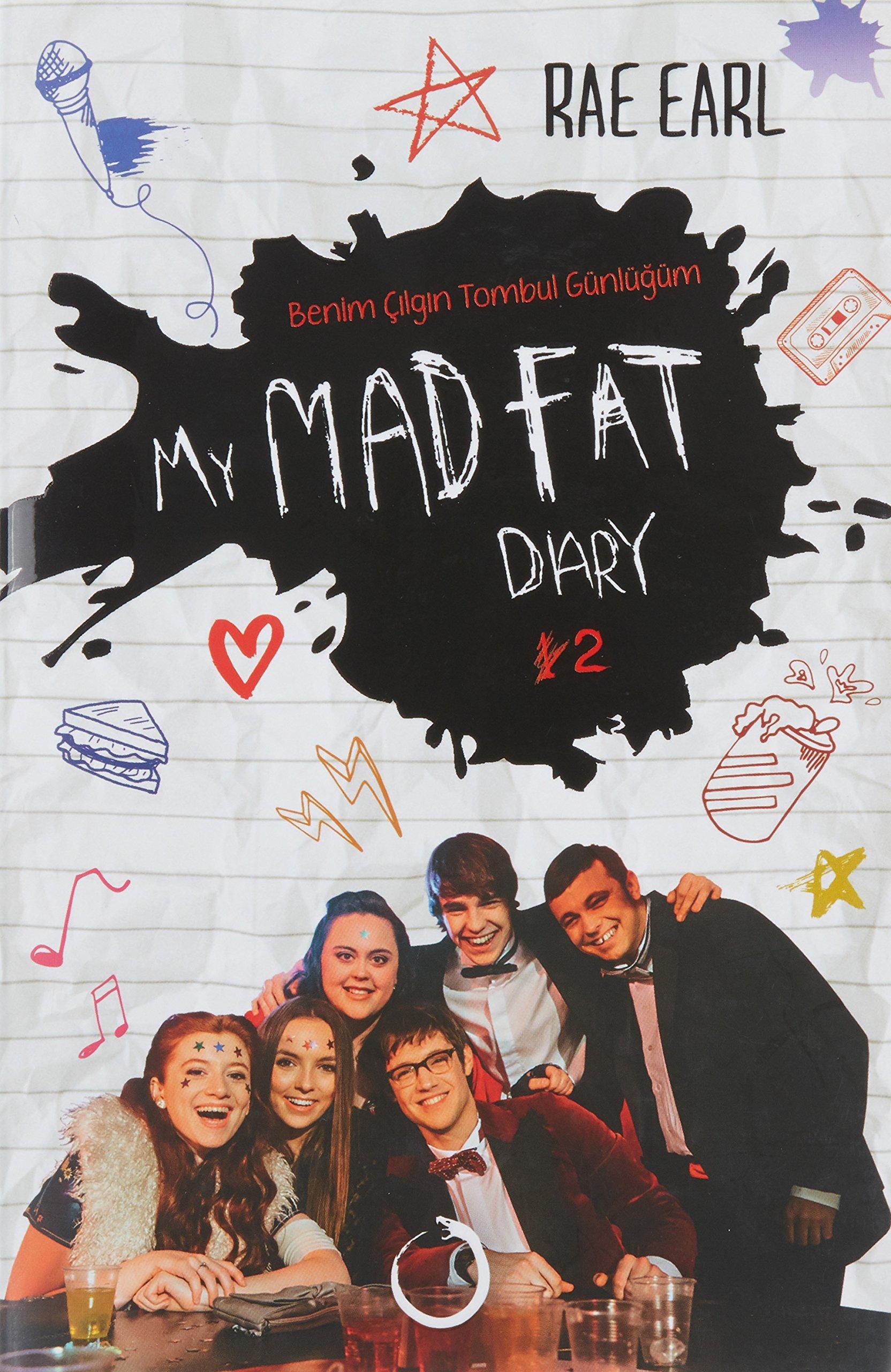 Poster de divulgação My Mad Fat Diary