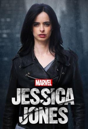 Pôster de divulgação Jessica Jones