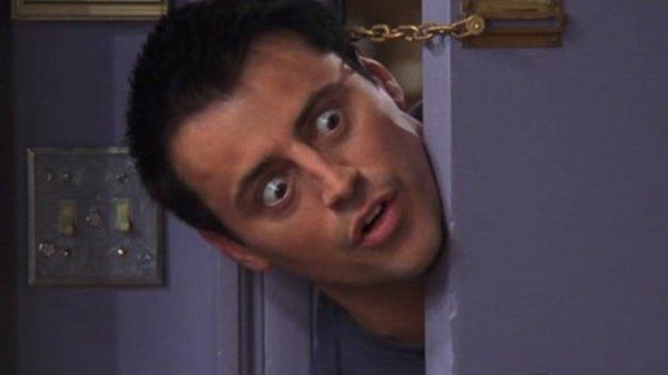 Joey Tribbiani. Divirta-se com as melhores falas dele!