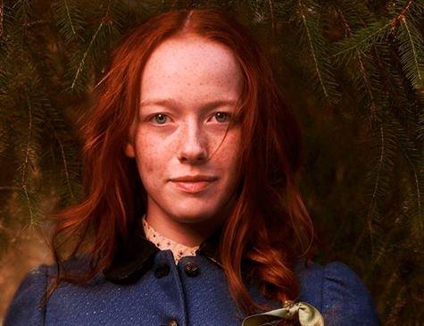 Personagem da série Anne with an E
