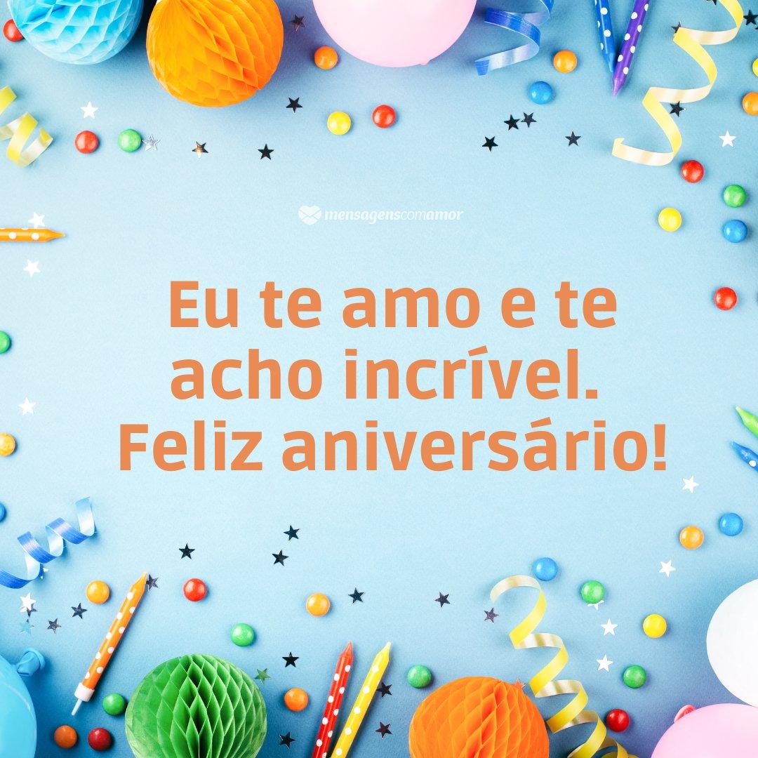 'Eu te amo e te acho incrível. Feliz aniversário!' - Mensagens de aniversário para amiga nerd