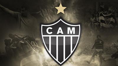 Brasão do time de futebol do Atlético Mineiro