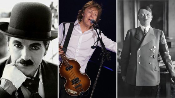 Imagem de William Shakespeare, Martin Luther King e princesa Isabel