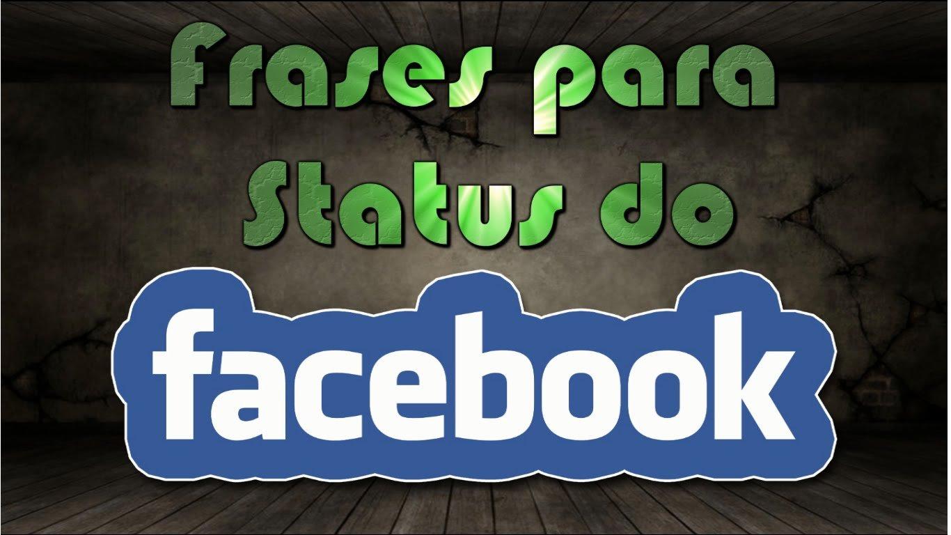 Frases Para Status Do Facebook No Que Você Está Pensando