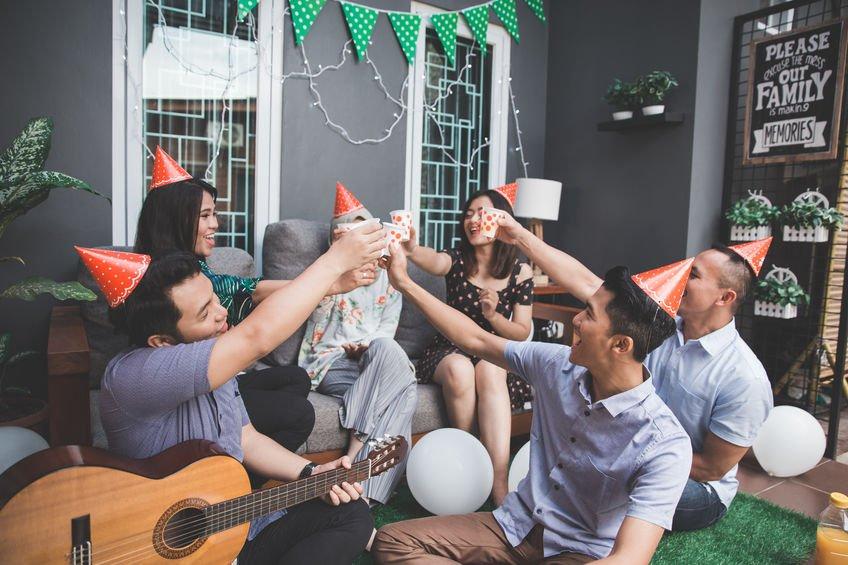Aniversário De Amigo Amizades Merecem Um Parabéns Especial