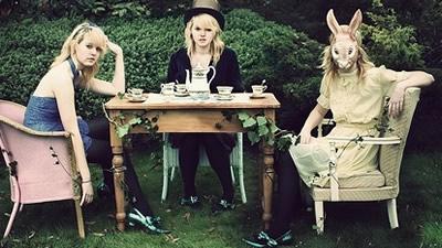 As Maravilhas De Alice No País Das Maravilhas