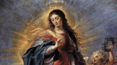 Imagem de Nossa Senhora da Imaculada Conceição