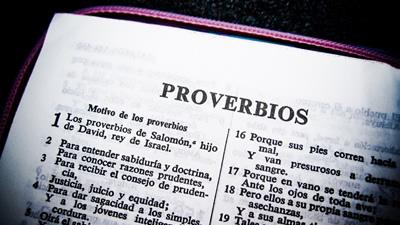 Provérbios Bíblicos A Sabedoria Divina
