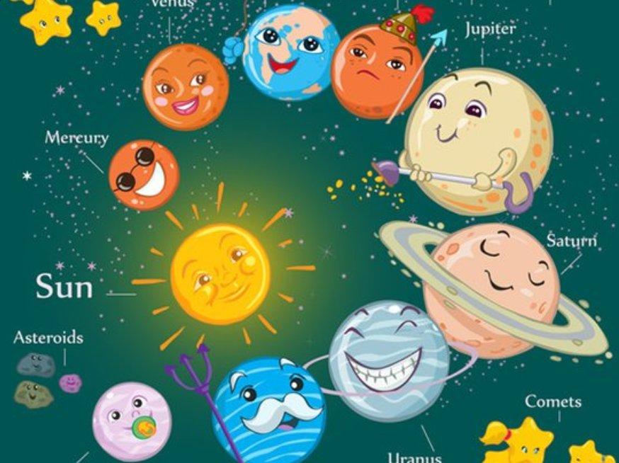 Os Maiores Astros do Universo. Gigantes pela própria natureza.