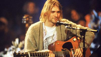 Kurt Cobain Rem Bisexual