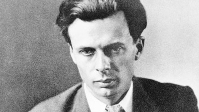 what did aldous huxley mean when 2006-2-7 aldous huxley and the meaning of the  aldous huxley in ends and  didn't huxley once say that he had a reason to believe as he did.