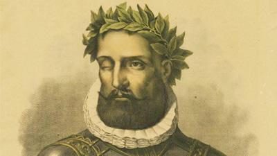 Poemas de Luís de Camões. Um gênio da literatura portuguesa.