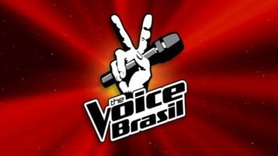 Logotipo do programa de TV 'The Voice Brasil'