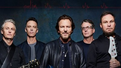 Integrantes da banda Pearl Jam
