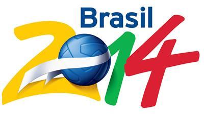 Logo da copa do mundo de 2014 para divulgação