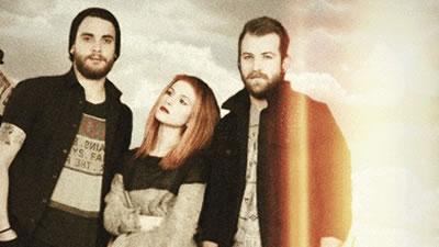 Trechos De Músicas Do Paramore A Banda Estadunidense De Rock