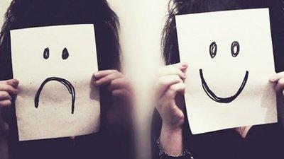 Alegria E Tristeza Diferentes Sentimentos Que Caminham Juntos