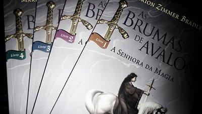 Frases Marcantes Livros As Brumas De Avalon