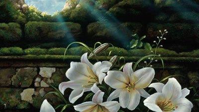 Resultado de imagem para mãos postas com flores