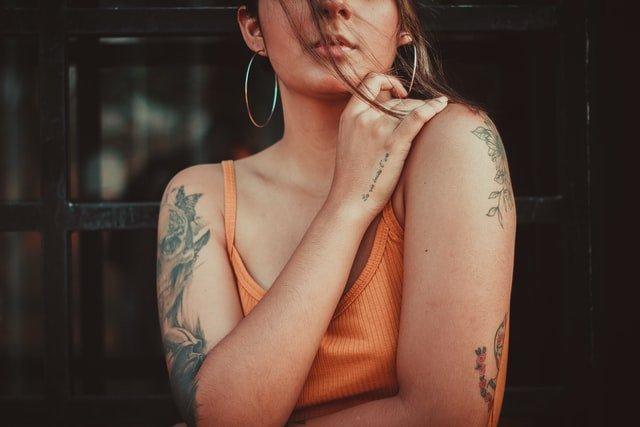 Frases Para Tatuagem Sobre As Marcas Do Seu Corpo