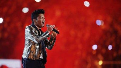 Trechos De Músicas De Bruno Mars O Talentoso Cantor