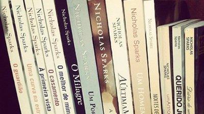 Resumos Dos Livros De Nicholas Sparks
