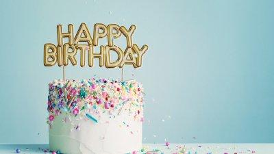 Lindas Mensagens De Aniversário Hoje é Dia De Festa