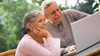 Resultado de imagem para avós conectados