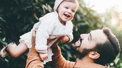 Pais E Filhos Uma Relação De Amor E Carinho