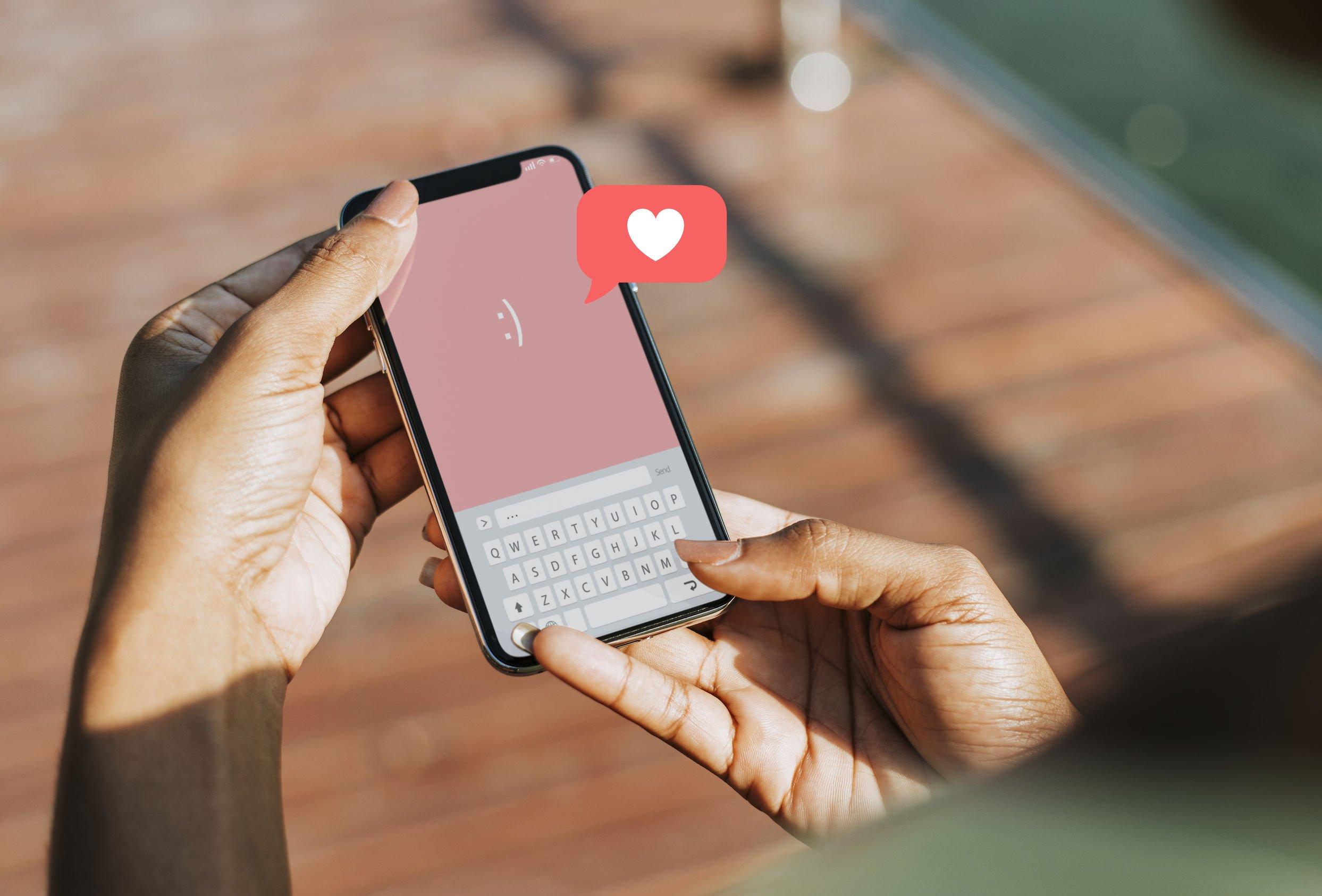 Frases De Amor Para Whatsapp Envie Uma Mensagem Romantica