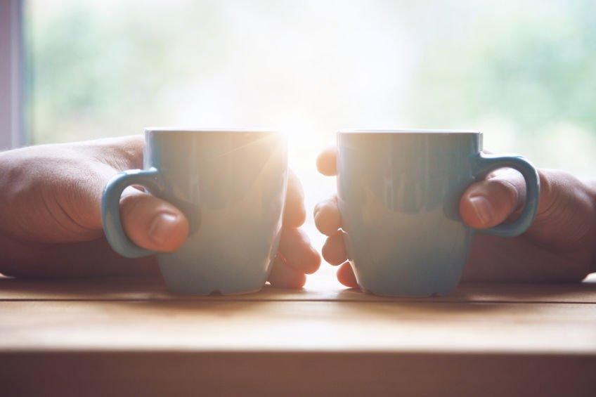 Frases Românticas De Bom Dia Manhãs Iluminadas E Cheias De