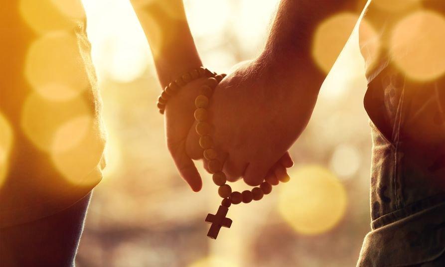 Frases De Amor Cristão Unidos No Amor De Deus