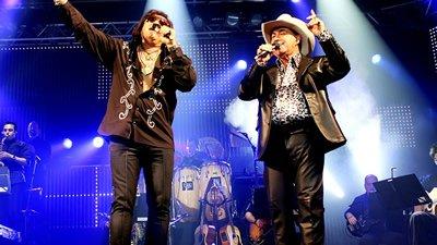 Dupla Milionário e José Rico em show