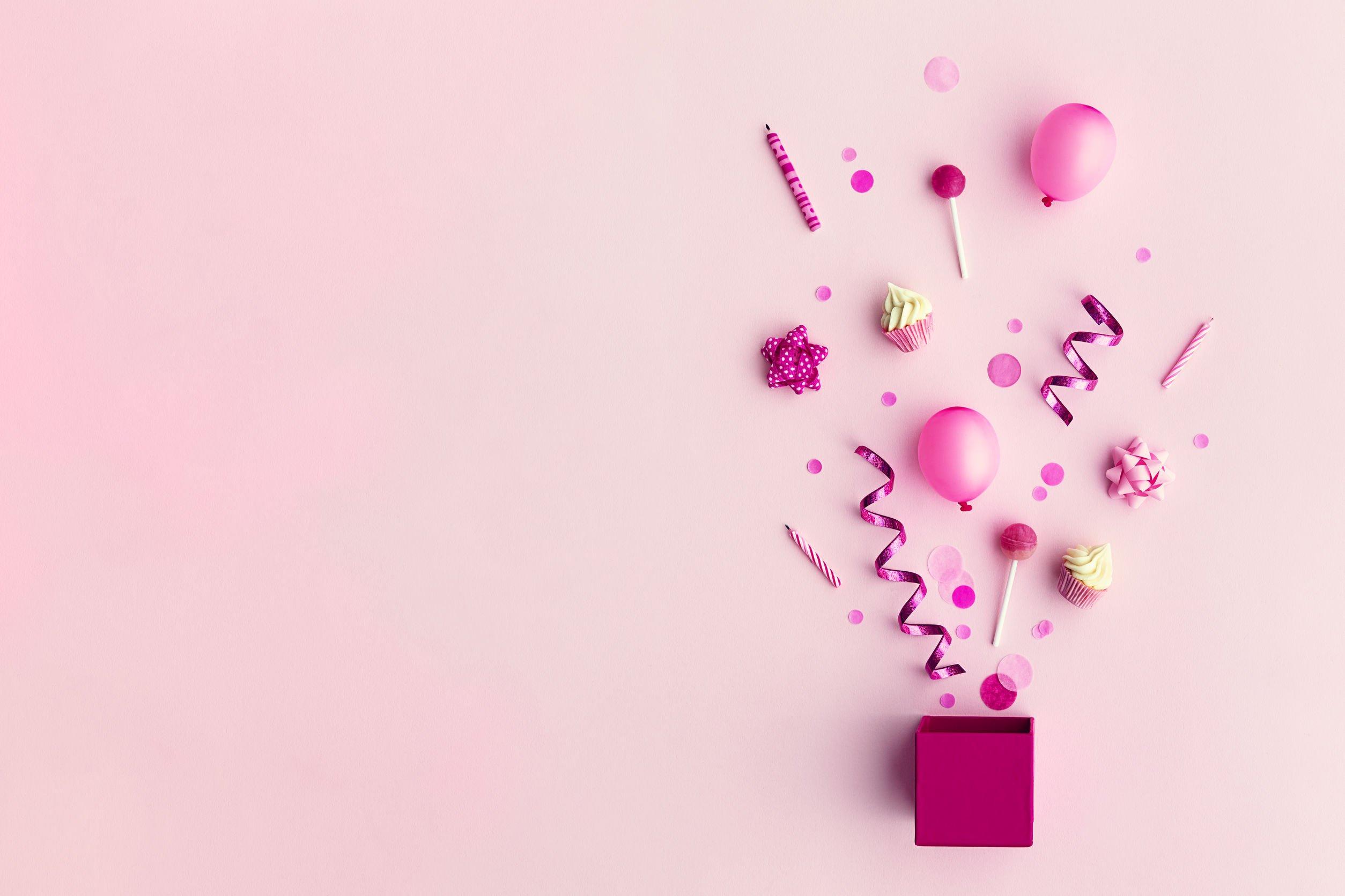 Mensagens De Aniversário Para Afilhada Muitos Anos De Vida