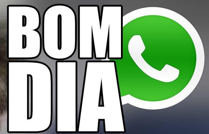 Mensagens De Bom Dia Para Facebook Google Twitter: Bom Dia No WhatsApp. Frases Para Enviar Nos Seus Grupos